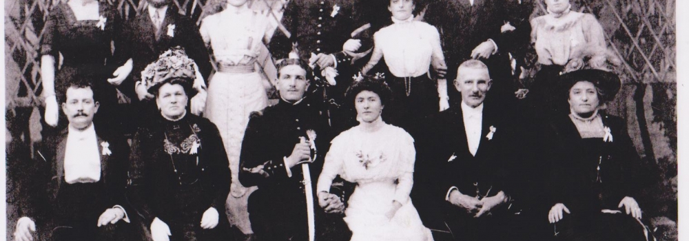 Le mariage d' Eugénie Prahy