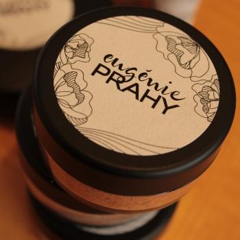 Fond de teint minéral poudre libre Eugénie Pragy n°08.5 - pots