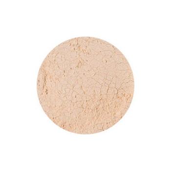 Fond de teint minéral poudre libre Eugénie Prahy n°02 - couleur Café latté note rosée