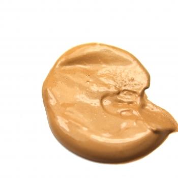 Fond de teint minéral crème liquide Eugénie Prahy n°17 - Couleur swatch
