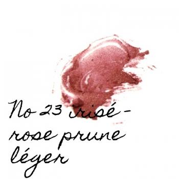 Rouge à lèvres minéral Eugénie Prahy ls23 - Couleur swatch