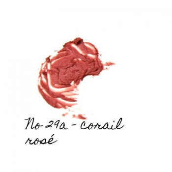 Rouge à lèvres minéral Eugénie Prahy ls29a - Couleur swatch